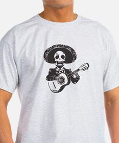 Mariachi of the Dead T-Shirt