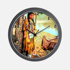 Minnehaha Wall Clock