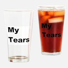 My Tears Drinking Glass