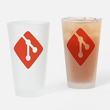 Git Drinking Glass