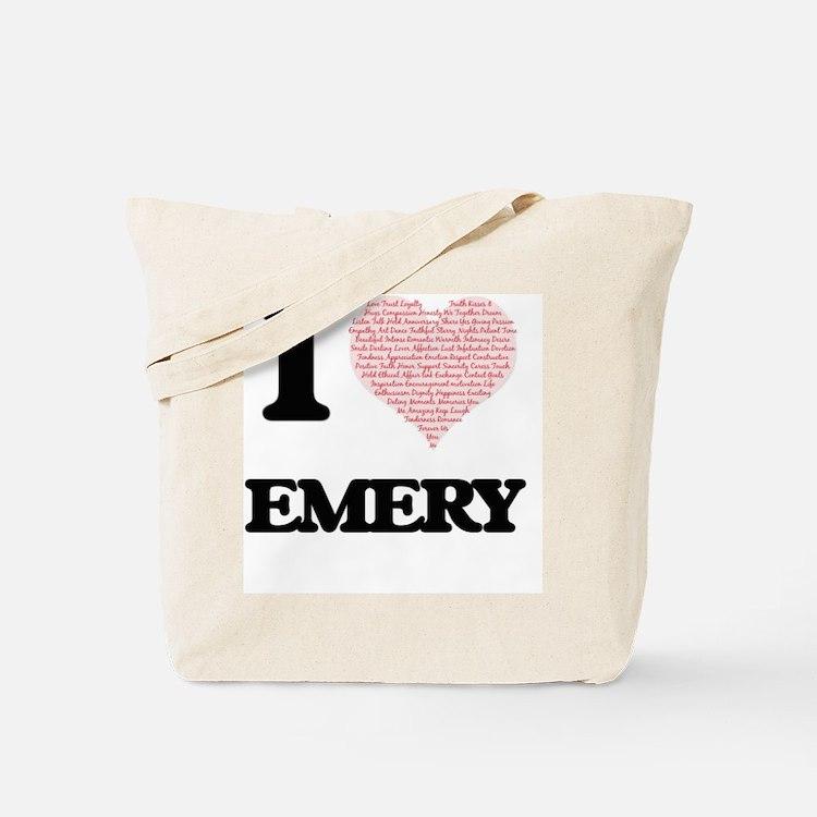 Cute Emery Tote Bag