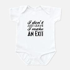 Exit Infant Bodysuit