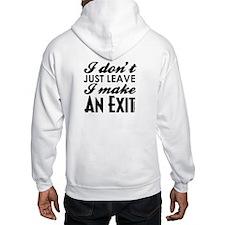 Exit Hoodie