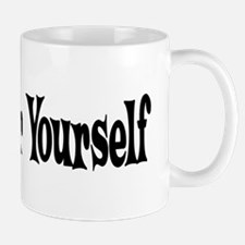 Think For Yourself Mug