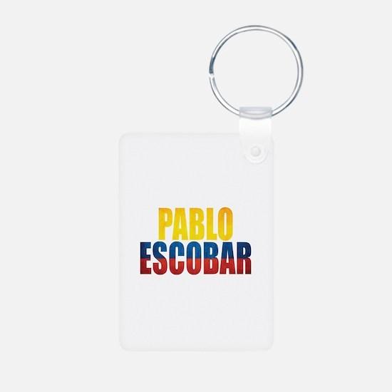 Pablo Escobar Keychains