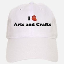 I (Heart) Arts and Crafts Hat