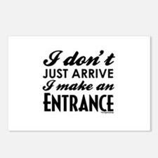 Entrance Postcards (Package of 8)