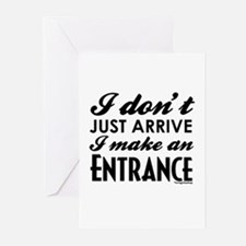 Entrance Greeting Cards (Pk of 20)