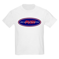 Red White Blue PUSH T-Shirt