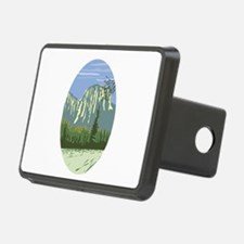 El Capitan Granite Monolith Oval WPA Hitch Cover