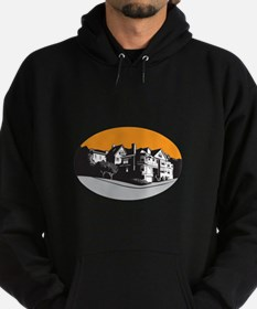 American Mansion House Oval WPA Hoodie