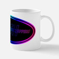 Rainbow PUSH Mug
