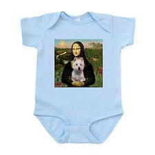 Mona Lisa & West Hightland Infant Creeper