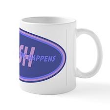 Purple PUSH Mug