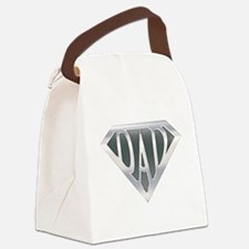 spr_dad_chrm.png Canvas Lunch Bag