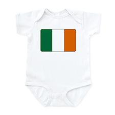 Irish Flag Infant Bodysuit