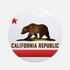 cal_flag2.png Round Ornament