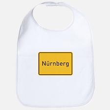 Nuremberg Roadmarker, Germany Bib