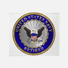 us_navy_r.png Throw Blanket