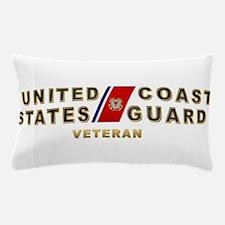 uscg_vetx.png Pillow Case