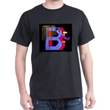 FACE OF THE LETTER B T-Shirt