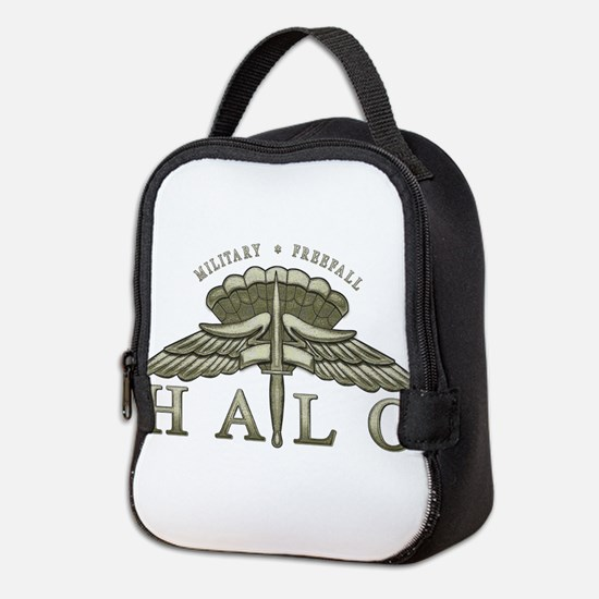 halo_1.png Neoprene Lunch Bag