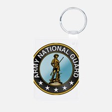 Army National Guard Keychains