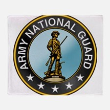 army_guard.png Throw Blanket