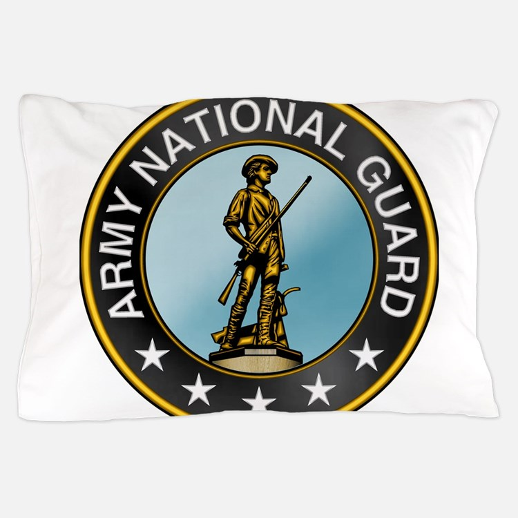 army_guard.png Pillow Case