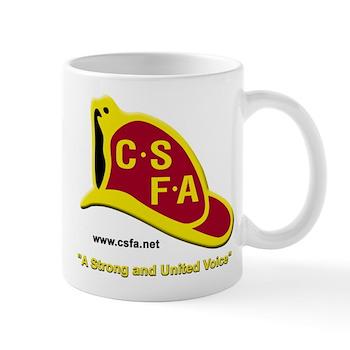 CSFA Small Mug