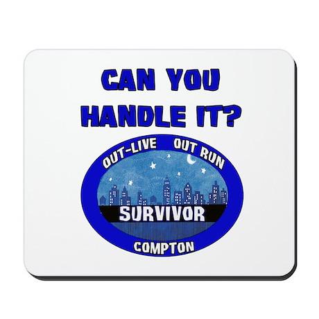 Survivor Mousepad