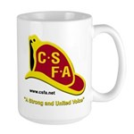 CSFA Large Mug