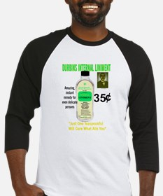 Will Cure What Ails You Baseball Jersey