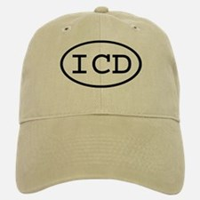 ICD Oval Baseball Baseball Cap