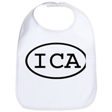 ICA Oval Bib