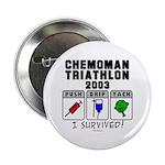 2003 Chemoman Triathlon Button