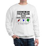 2003 Chemoman Triathlon Sweatshirt
