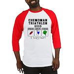 2003 Chemoman Triathlon Baseball Jersey