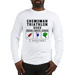 2003 Chemoman Triathlon Long Sleeve T-Shirt