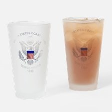 uscg_flg_d5.png Drinking Glass