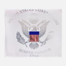 uscg_flg_d5.png Throw Blanket
