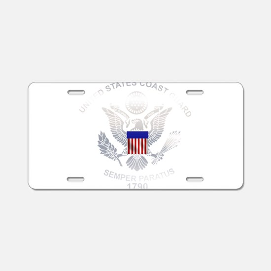uscg_flg_d5.png Aluminum License Plate