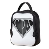 Cpa Neoprene Lunch Bag