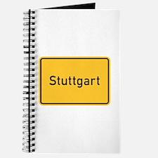 Stuttgart Roadmarker, Germany Journal