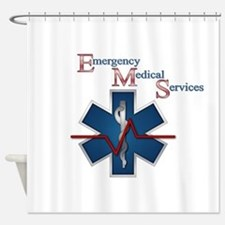ems_ll1.png Shower Curtain