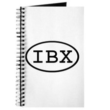 IBX Oval Journal