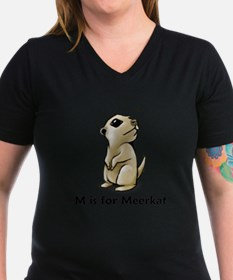 M is for Meerka T-Shirt