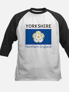 Yorkshire DS Kids Baseball Jersey