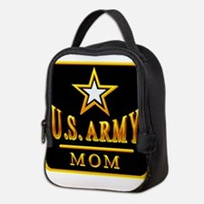 3-usarmy_mom.png Neoprene Lunch Bag