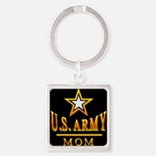 Army Mom Keychains